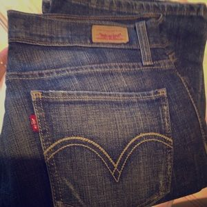 Brand new girls Levi's size 11 medium too super lo